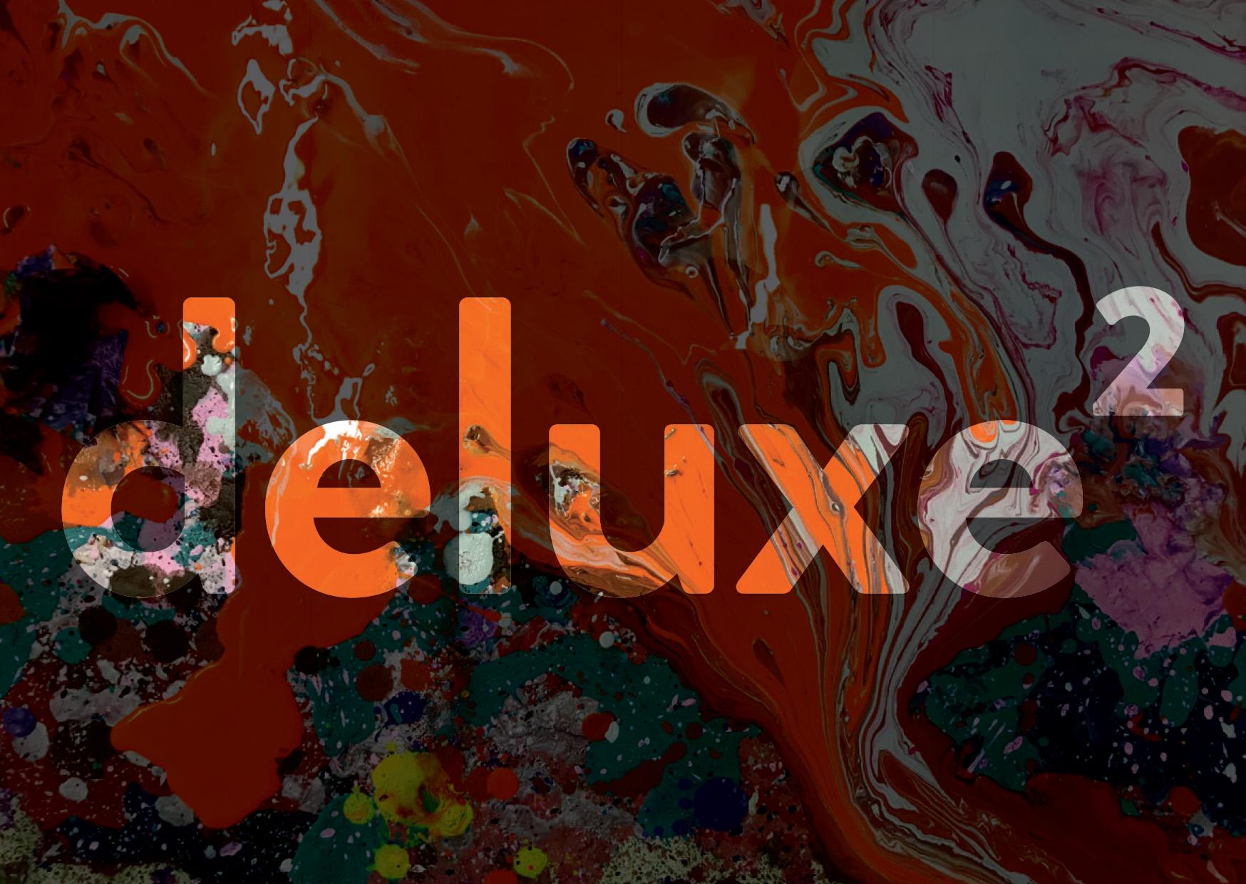 deluxe² - Ausstellung von Michael Bause und Ruprecht Dreher